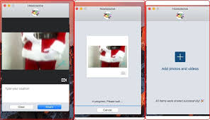can you upload video to instagram from mac