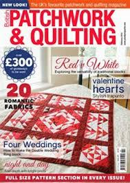 British Patchwork and Quilting Magazine Subscription · Magazine Cafe & British Patchwork and Quilting Magazine Subscription Adamdwight.com