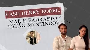 Caso Henry Borel: Mãe e Padrasto estão mentindo? (Análise de Linguagem  Corporal) - YouTube