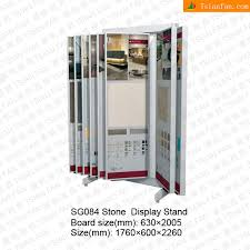 Wallpaper Display Stand Mesmerizing Stone Display Rackceramic Display Rackmosaic RackStone Display