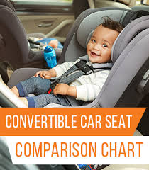 Car Seat Comparison Chart Downloadable Convertible Car Seat Comparison Chart Expert
