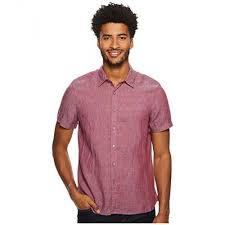 Perry Ellis Size Chart Perry Ellis Men Short Sleeve Solid Linen Shirt Perry Ellis