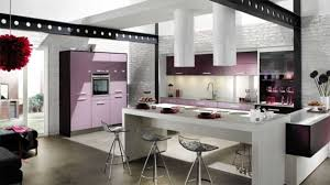 Purple Kitchen Cabinet Doors Kitchen Purple Kitchens And Purple Kitchen Kitchen Units