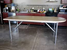 industrial pipe furniture. Simple Industrial 5 Modern DIY Dining Room Tables Built With Industrial Pipe In Furniture