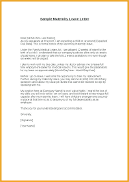 Sample Leave Of Absence Letter To Employee New Example Letter To