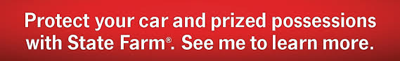 protect your car and prized possessions with state farm see me to learn more