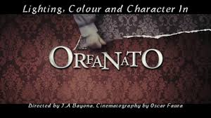 video essay lighting colour and character in el orfanato the  video essay lighting colour and character in el orfanato the orphanage 2007