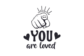We upload amazing new content everyday! You Are Loved Svg Cut File By Creative Fabrica Crafts Creative Fabrica