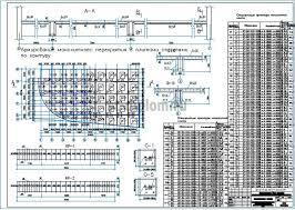 Дипломный проект ПГС этажное многофункциональное здание 6 Армирование монолитного перекрытия