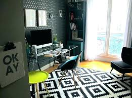 home inspired by india rug home inspired by rug black and white in the office adds