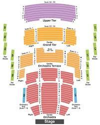 Jackson Hall At Mondavi Center Tickets Seating Charts And