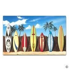 decorative surfboard in wooden surfboards australia uk