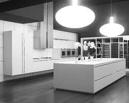 Glossy White Kitchen Cabinets - Modern kitchens syracuse
