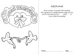 wedding coloring book pages awesome wedding coloring books template thestout