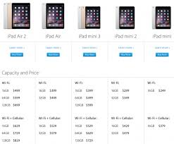 No Apple Doesnt Offer Too Many Ipad Configurations Gigaom