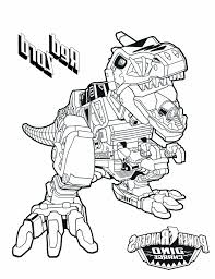 Coloriage Imprimer Power Rangers Dino Charge Printable Coloriage