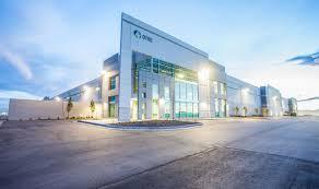 Tilt Up Warehouse Design Prologis Stapleton Business Center Building 1 An