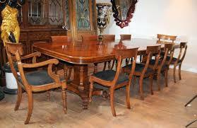 walnut dining table set amazing walnut regency dining table chairs set suite walnut dining room chairs decor