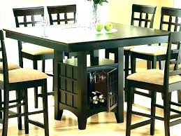 high top kitchen table and chairs brilliant best black pub set chair dining room bla