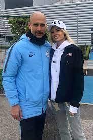 Oleksandr Zinchenko defends his wife's criticism of Pep Guardiola – on his  wedding day   Sport