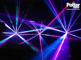nightclub laser shows