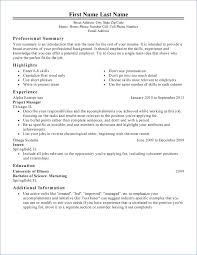 Sample Resume Format With Work Experience Kantosanpo Com