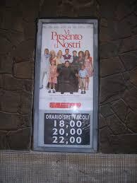 Locandina Vi presento i nostri - Cinema Mezzano Porto Empe…