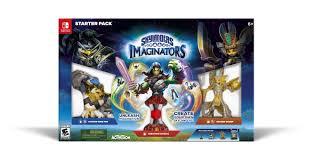 Skylanders Imaginators Chart Portal Masters Switch It Up With Skylanders Imaginators Now