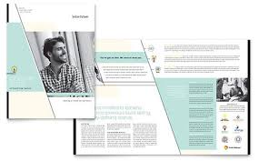 11x17 Trifold Template 11x17 A3 Brochure Templates Word Publisher Templates