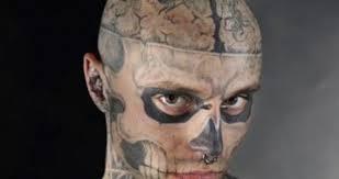 Fotogalerie Nejšílenější Tetování Světa Bleskcz