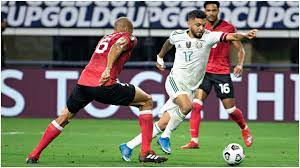 vs Guatemala de la Copa Oro 2021 ...