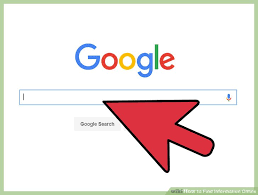 Search Images Online 3 Ways To Find Information Online Wikihow