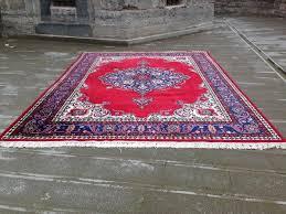 large rug 12 1x8 8 ft area rug homedecor rug handmade rug turkish rug wool rug vintage rug kilim rug carpet rug red oushak rug handwoven rug