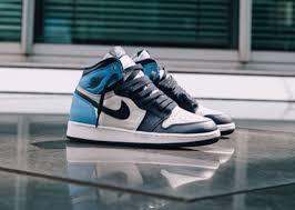 Air Jordan 1 Retro High Og Obsidian University Blue Also