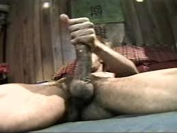 Cock jacking off solo