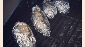 perfect baked potatoes oven or grill