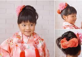 七五三ヘアスタイル20選女の子実は前髪と髪飾りがとっても大事