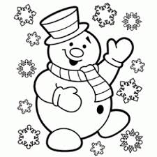 Small Picture Snowman Coloring Page Free Christmas Recipes Coloring Pages for