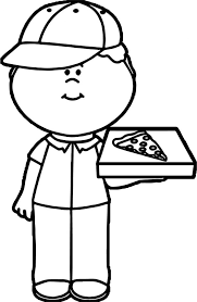 Small Picture Coloring Pages Kids Pizza Coloring Pages Bird Coloring Pages