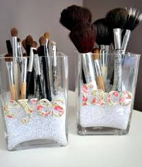 29 Cool Makeup Storage Ideas For Small Spaces- This is neat too! All these