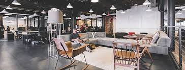 Courtesy urban office Bank Coworking Provider Wework Offers This Shared Open Office In Washington Dc Where Solo Entrepreneurs Urban Land Magazine Urban Land Institute How Coworking Is Transforming The Office Urban Land Magazine