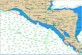 Nautical Charts Central America Central America February May 2006
