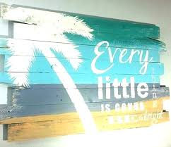 how beach themed metal wall art ocean theme on nautical decor hangings house be