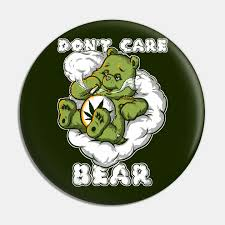 Dont Care Bear