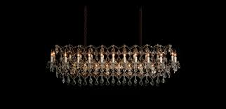 full size of lighting winsome crystal rectangular chandelier 17 antique rust adeline crystal rectangular chandelier review
