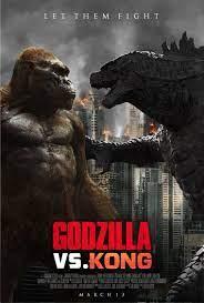 Godzilla vs. Kong HD Quality | Godzilla vs, King kong vs godzilla, Godzilla