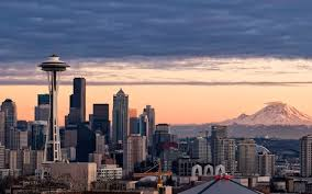 Seattle Cityscape Luxury Done Differently Why Seattles Billionaire Society