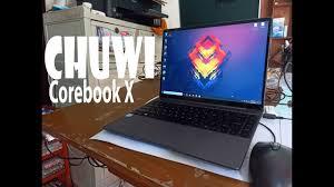<b>Chuwi Corebook X</b> REVIEW!!! - YouTube