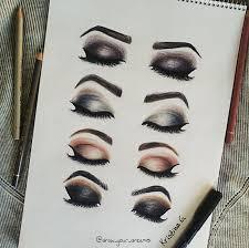 eye makeup eye makeup drawing art draw drawing eyes