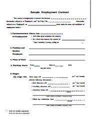 Employment contract outline the basics such as benefits and salary information as well as provisions to protect the employer. Template Free Download Create Edit Fill And Print Wondershare Pdfelement